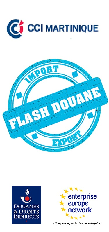 flash douane peei